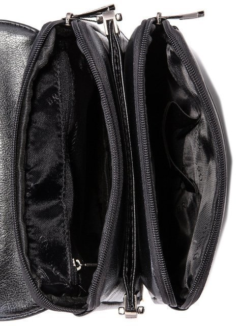 Чёрная сумка планшет Bradford (Брэдфорд) - артикул: 0К-00005834 - ракурс 4