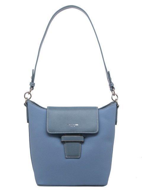 Голубая сумка планшет David Jones - 1847.00 руб