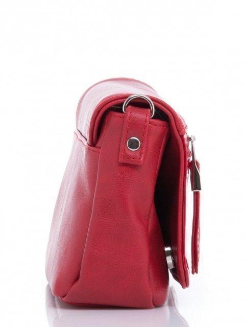 Красная сумка планшет S.Lavia (Славия) - артикул: 931 323 04 - ракурс 2