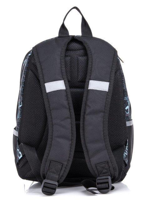 Голубой рюкзак Lbags (Эльбэгс) - артикул: К0000022015 - ракурс 3