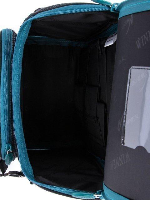 Синий рюкзак Winner (Виннер) - артикул: К0000030840 - ракурс 4