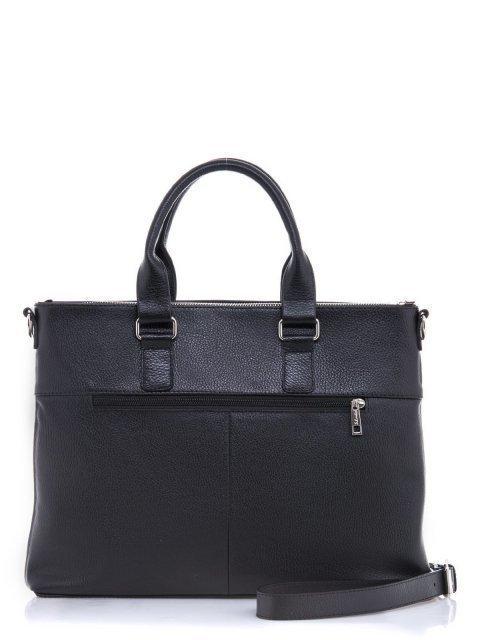 Чёрная сумка классическая S.Lavia (Славия) - артикул: 0026 12 01 - ракурс 3