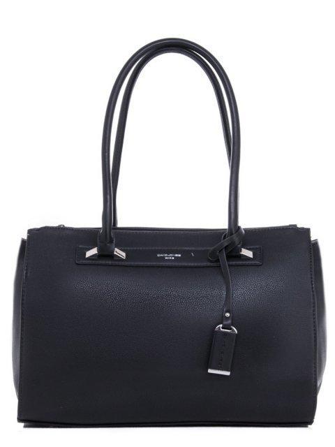 Чёрная сумка классическая David Jones - 1150.00 руб