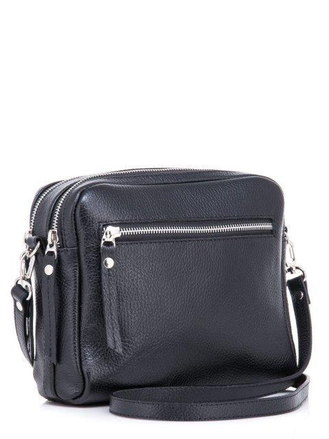 Чёрная сумка планшет S.Lavia (Славия) - артикул: 0030 12 01 - ракурс 1