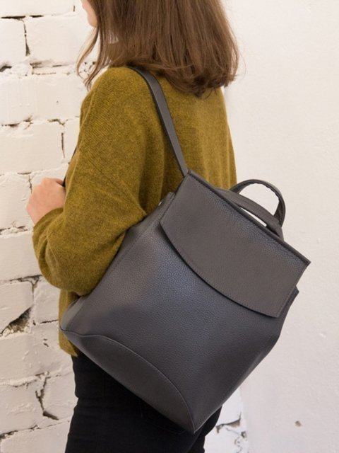 Серый рюкзак S.Lavia (Славия) - артикул: 779 902 51 - ракурс 5