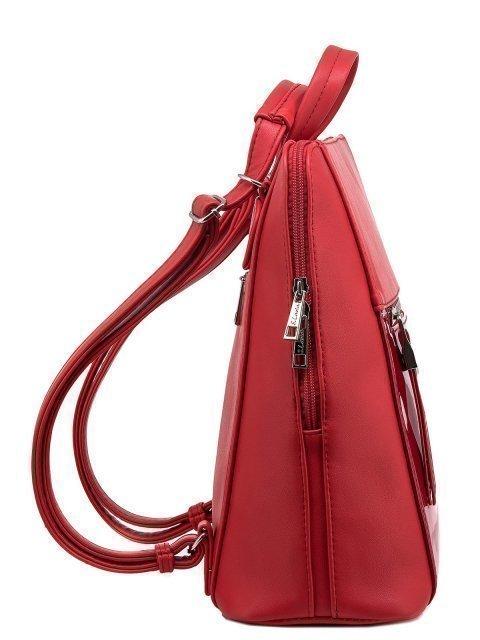 Красный рюкзак S.Lavia (Славия) - артикул: 928 777 04 - ракурс 2