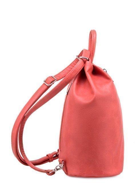 Коралловый рюкзак S.Lavia (Славия) - артикул: 1128 598 43 - ракурс 2
