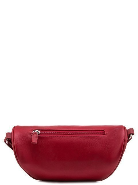 Красная сумка на пояс David Jones (Дэвид Джонс) - артикул: 0К-00005937 - ракурс 3