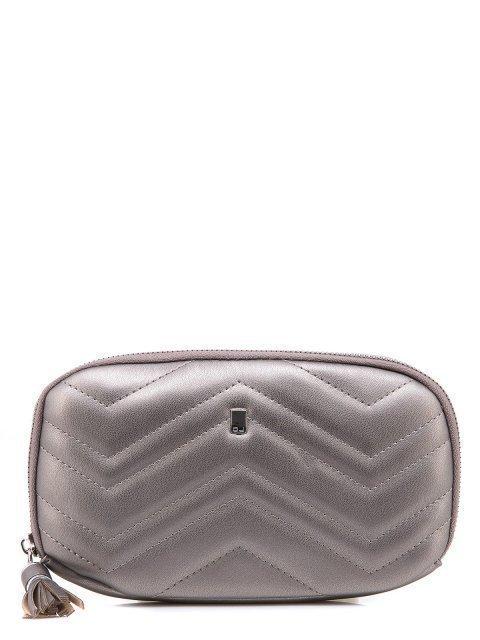 Серебряная сумка планшет David Jones - 803.00 руб
