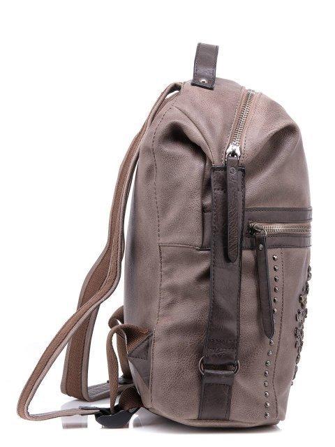 Коричневый рюкзак Domenica (Domenica) - артикул: 0К-00002100 - ракурс 2