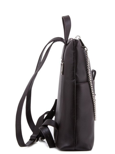Коричневый рюкзак S.Lavia (Славия) - артикул: 0062 12 12 - ракурс 2