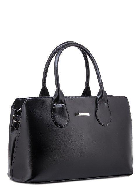 Чёрная сумка классическая S.Lavia (Славия) - артикул: 744 586 01 - ракурс 3