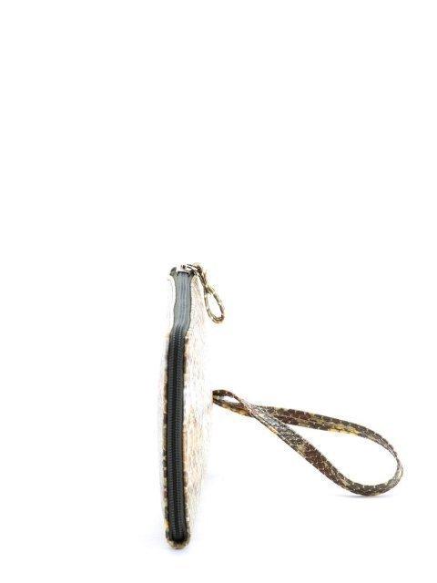 Бежевая сумка планшет S.Lavia (Славия) - артикул: 592 02 20 - ракурс 2