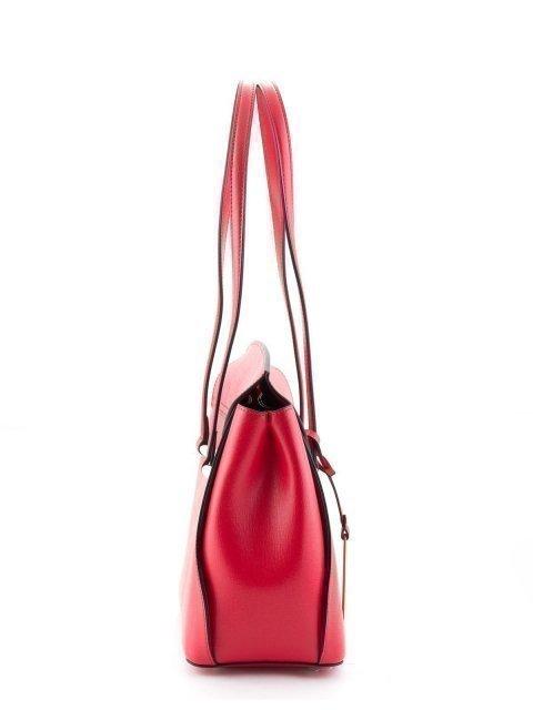 Красная сумка классическая Cromia (Кромиа) - артикул: К0000022860 - ракурс 3