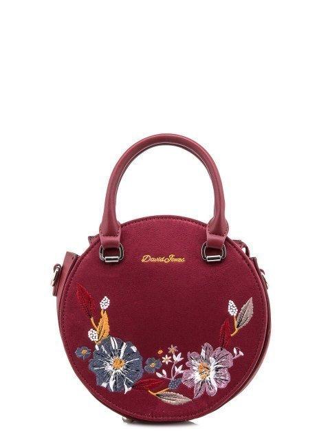 Бордовая сумка планшет David Jones - 1339.00 руб