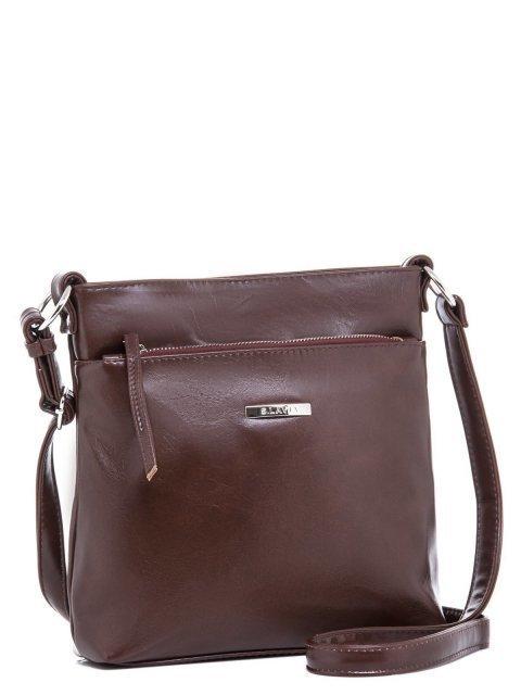 Коричневая сумка планшет S.Lavia (Славия) - артикул: 797 586 02 - ракурс 1