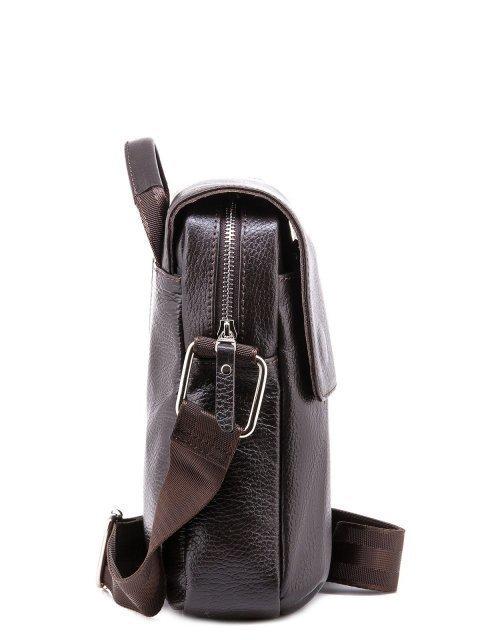 Коричневая сумка планшет S.Lavia (Славия) - артикул: 0053 12 12 - ракурс 2