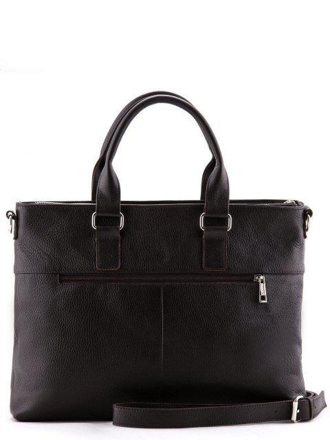 Коричневая сумка классическая S.Lavia (Славия) - артикул: 0026 12 12 - ракурс 3