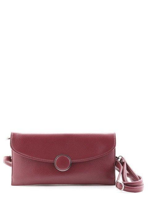 Бордовая сумка планшет Polina - 837.00 руб