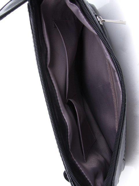 Чёрная сумка планшет S.Lavia (Славия) - артикул: 501 048 01 - ракурс 4