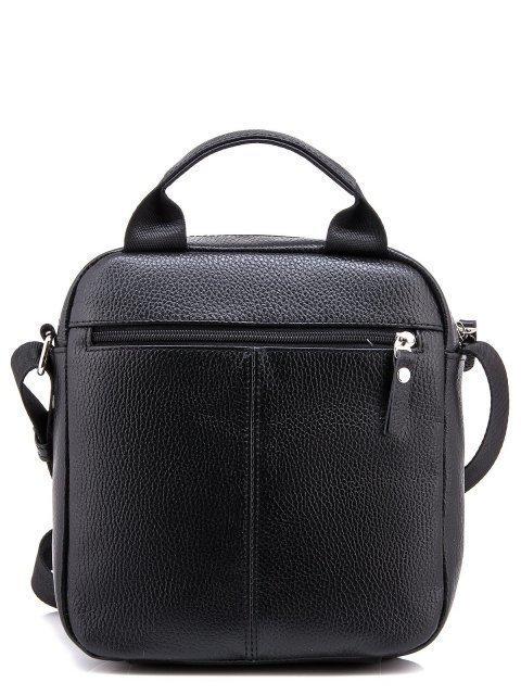 Чёрная сумка планшет S.Lavia (Славия) - артикул: 0039 12 01 - ракурс 3