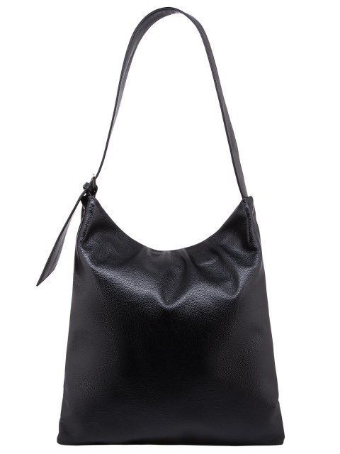 Чёрная сумка мешок S.Lavia - 4830.00 руб