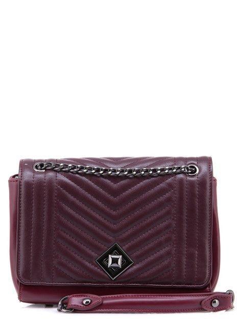 Бордовая сумка планшет Domenica - 1150.00 руб
