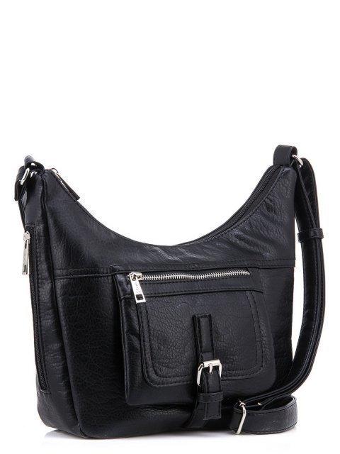 Чёрная сумка планшет S.Lavia (Славия) - артикул: 751 601 01 - ракурс 2