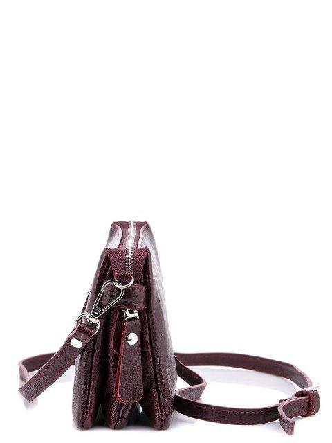 Бордовая сумка планшет S.Lavia (Славия) - артикул: 0027 13 03 - ракурс 3