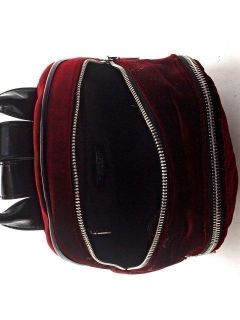 Бордовый рюкзак Fabbiano (Фаббиано) - артикул: К0000020491 - ракурс 4