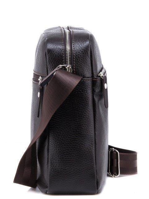Коричневая сумка планшет S.Lavia (Славия) - артикул: 0040 12 12 - ракурс 2
