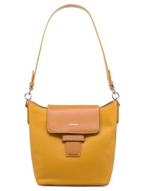 Жёлтая сумка планшет David Jones - 1847.00 руб