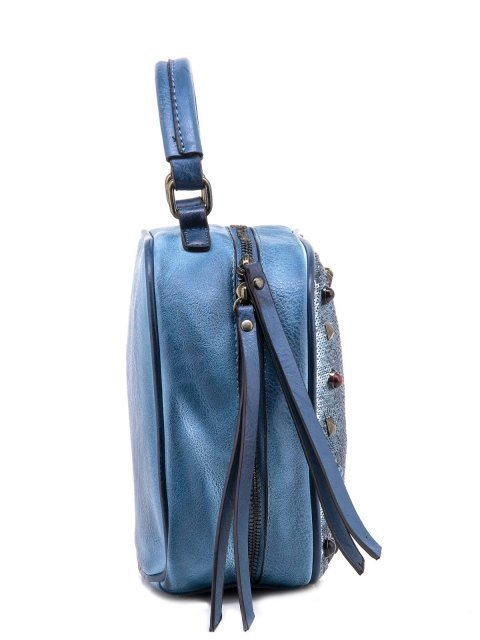 Синий кросс-боди Domenica (Domenica) - артикул: 0К-00002082 - ракурс 2