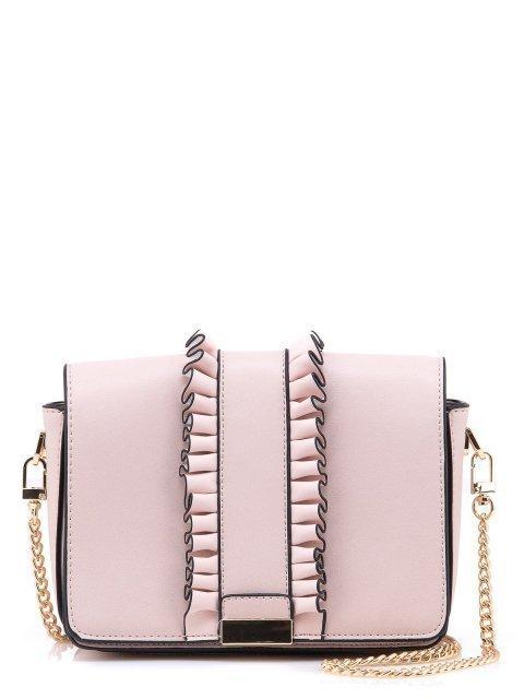 Розовая сумка планшет Domenica - 1100.00 руб