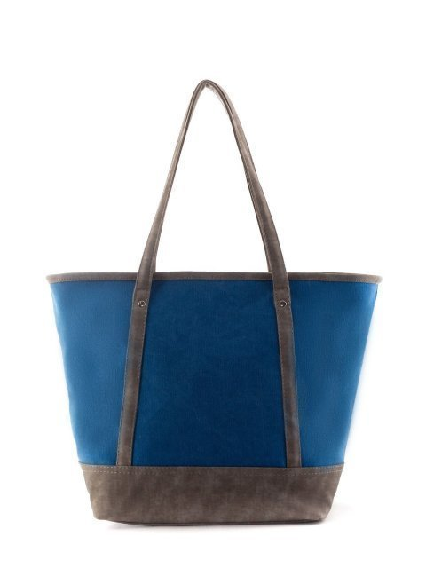Синий шоппер S.Lavia (Славия) - артикул: Т042 931 52 - ракурс 2