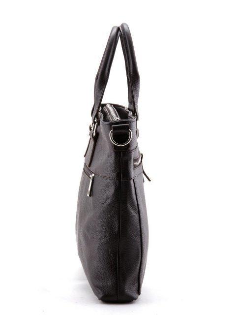Коричневая сумка классическая S.Lavia (Славия) - артикул: 0026 12 12 - ракурс 2