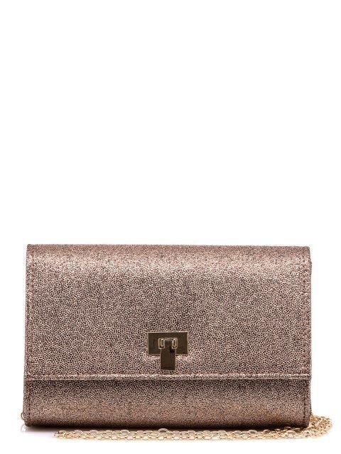Бронзовая сумка планшет Domenica - 750.00 руб