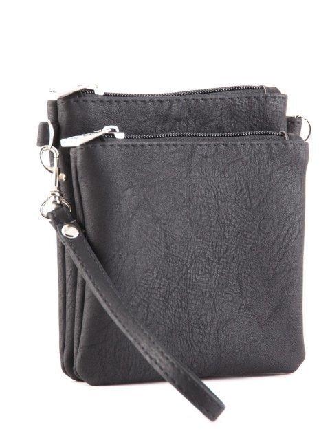 Чёрная сумка планшет S.Lavia (Славия) - артикул: 893 53 01 - ракурс 1