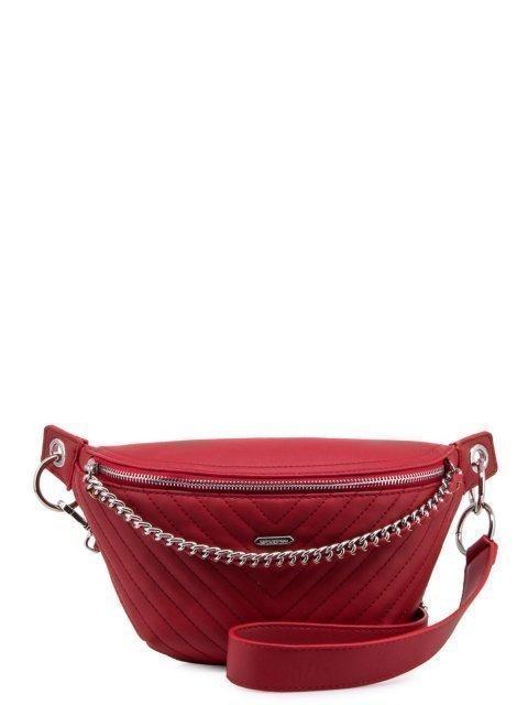 Красная сумка на пояс David Jones - 1231.00 руб