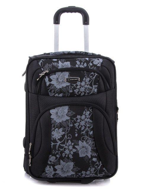 Чёрный чемодан Monkking - 5499.00 руб
