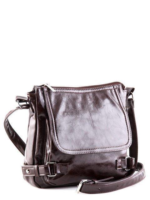 Коричневая сумка планшет S.Lavia (Славия) - артикул: 501 048 12 - ракурс 1