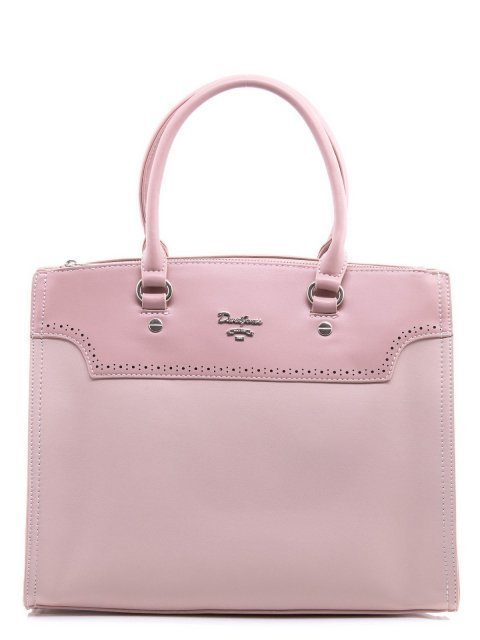Розовая сумка классическая David Jones - 1500.00 руб