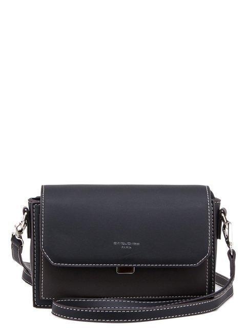 Чёрная сумка планшет David Jones - 1200.00 руб