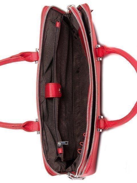 Красная сумка классическая Domenica (Domenica) - артикул: 0К-00003279 - ракурс 4