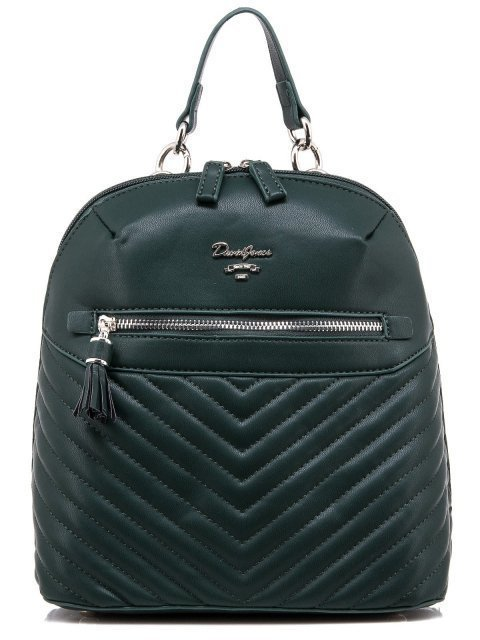 Зелёный рюкзак David Jones - 1200.00 руб