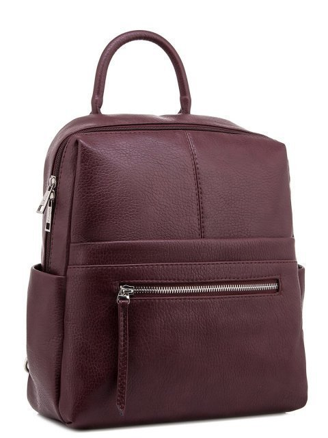 Бордовый рюкзак S.Lavia (Славия) - артикул: 1072 860 03 - ракурс 1