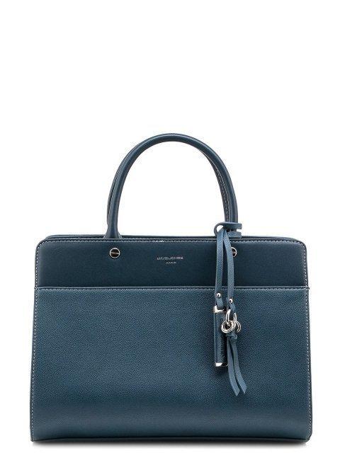 Зелёная сумка классическая David Jones - 1450.00 руб