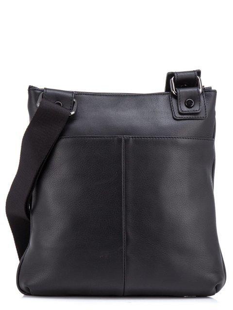 Чёрная сумка планшет Ripani (Рипани) - артикул: К0000033165 - ракурс 3