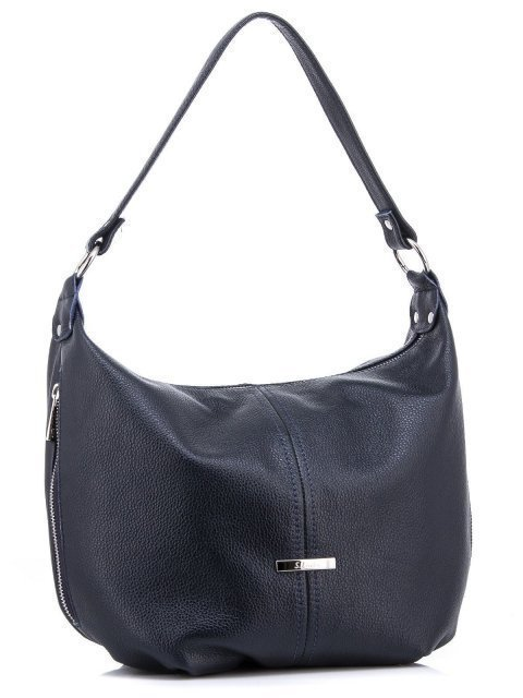 Синяя сумка мешок S.Lavia (Славия) - артикул: 0024 13 70 - ракурс 2