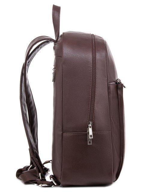 Коричневый рюкзак S.Lavia (Славия) - артикул: 939 910 12 - ракурс 2